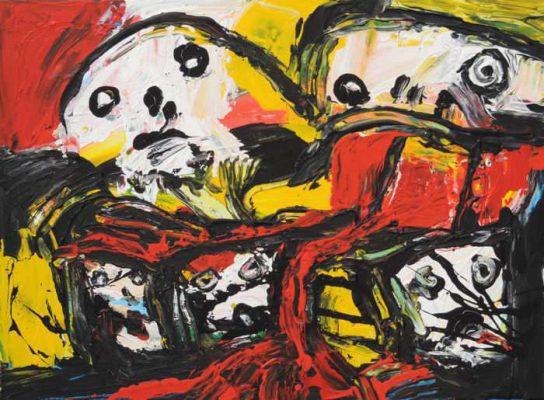 Markus Boltz: Verborgener Dialog @ Artspace K2 | Remagen | Rheinland-Pfalz | Deutschland