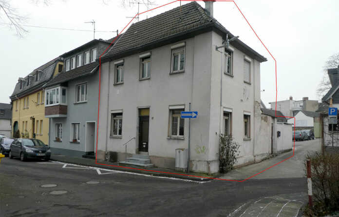 WGR zum geplanten Abriss Kirchstraße 17 Remagen