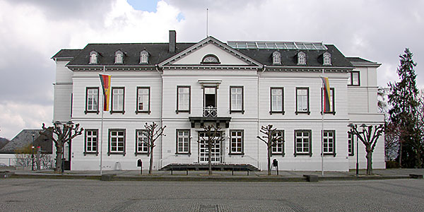 Einladung zu einer Sitzung des Kriminalpräventiven Rat der Stadt Sinzig