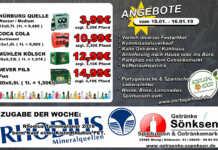 Angebote bei Getränke Sönksen KW 2/3