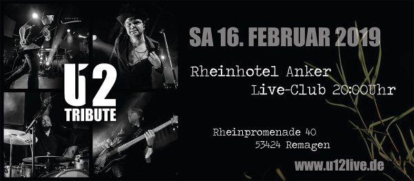 U12 im Rheinhotel Anker @ Rheinhotel Anker | Remagen | Rheinland-Pfalz | Deutschland
