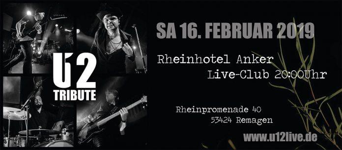 U12 im Rheinhotel Anker