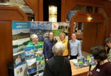 Bad Breisiger Tourist-Info auf der Wandermesse in Königswinter