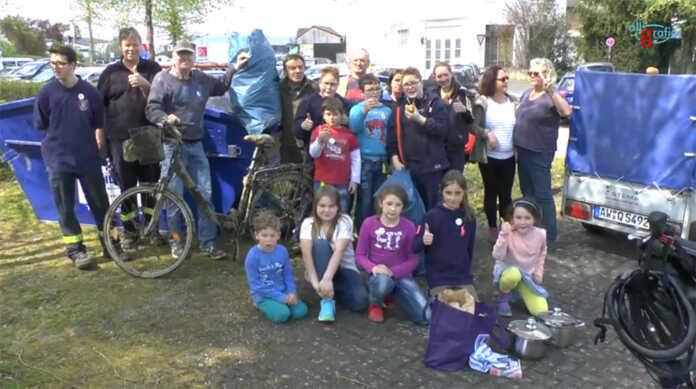 Kollektiver Frühjahrsputz im Kreis: Mithelfen beim Dreck-weg-Tag 2019