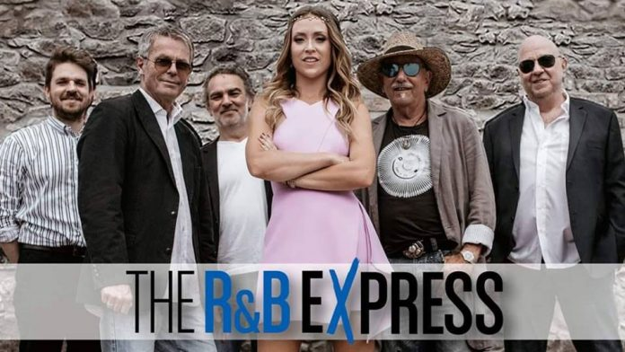THE R&B EXPRESS Finest Rhythm & Blues