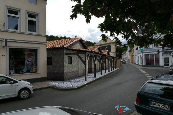 Auf dem Weg zum Welterbe – das römische Kastell Remagen @ Rheinhalle Remagen | Remagen | Rheinland-Pfalz | Deutschland
