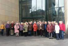Senioren besuchten das Haus der Geschichte in Bonn
