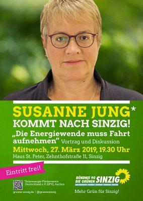Die Energiewende muss Fahrt aufnehmen @ Haus St. Peter | Sinzig | Rheinland-Pfalz | Deutschland