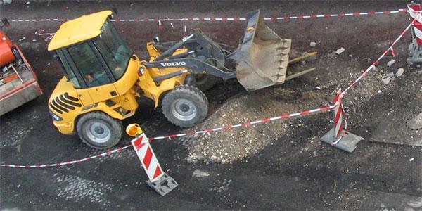 Verkehrseinschränkungen im Bereich Geschwister-Scholl-Straße / Kreuzungsbereich Marktstraße in Remagen