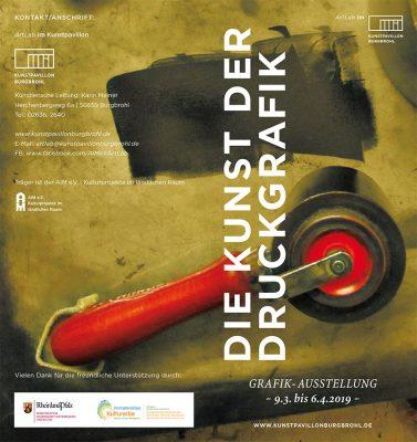 DIE KUNST DER DRUCKGRAFIK @ Kunstpavillon Burgbrohl | Burgbrohl | Rheinland-Pfalz | Deutschland