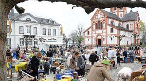 Kirchplatzflohmarkt