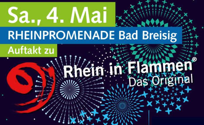 """Start zu """"Rhein in Flammen"""""""
