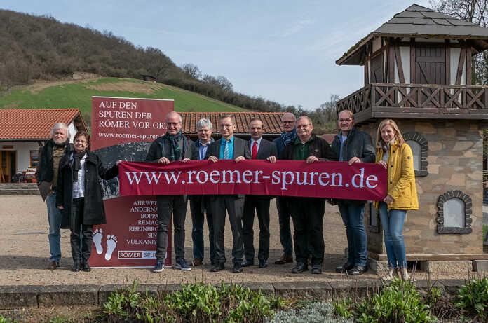 Römerspuren - 7 Museen schließen sich zusammen