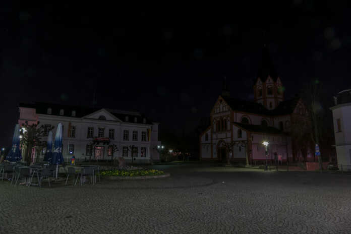 """Earth Hour"" - Stadt Sinzig beteiligt sich"
