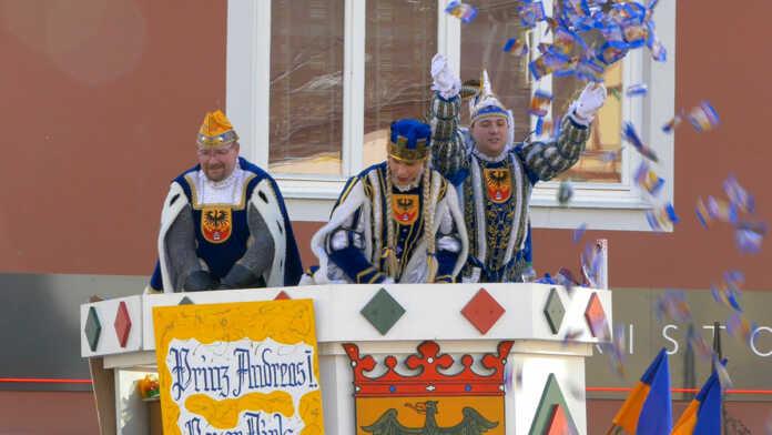 Karnevalszug am Veilchendienstag in Sinzig 2019 - der Film