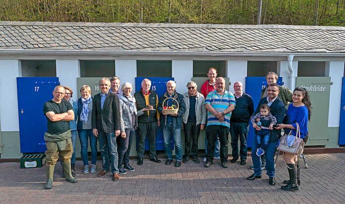 Sinziger CDU bedankt sich bei den ehrenamtlichen Helfern im Thermalbad Bad Bodendorf