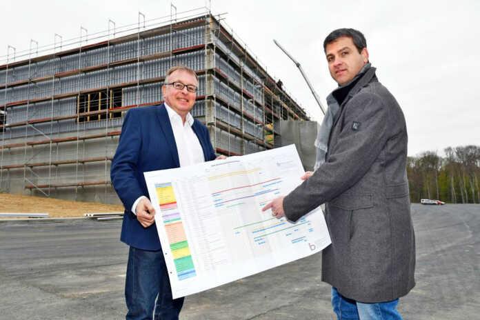 AWB: 18 Millionen für Zukunftsinvestitionen