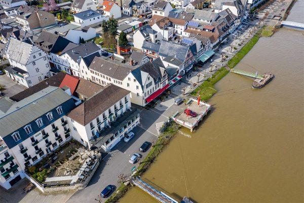 Dreck-weg vor Saisoneröffnung am Rheinufer @ Rheinstr. Bad Breisig | Bad Breisig | Rheinland-Pfalz | Deutschland
