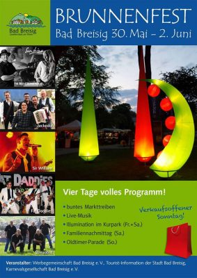 Brunnenfest Bad Breisig 2019