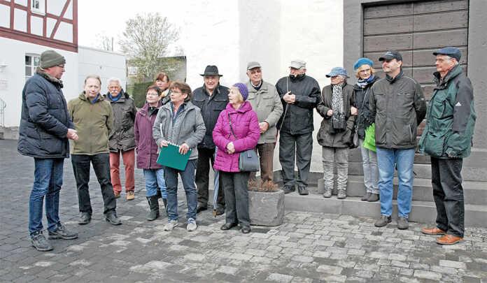 Sinziger Denkmalverein besucht Franken