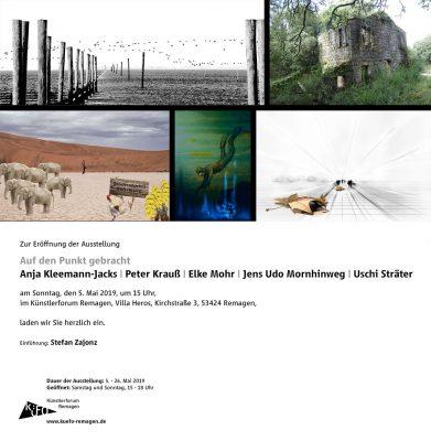 Fotogruppe Brennweite: Auf den Punkt gebracht @ Künstlerforum Remagen | Remagen | Rheinland-Pfalz | Deutschland
