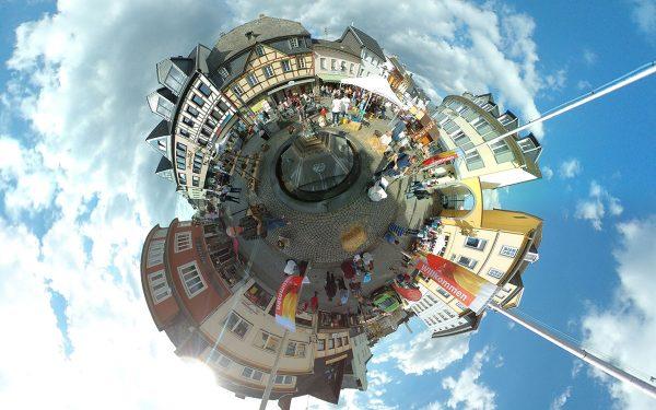 Panorama Markt