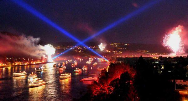 Rhein in Flammen und Rheinuferfest Remagen 2019 @ Rheinpromenade Remagen | Remagen | Rheinland-Pfalz | Deutschland