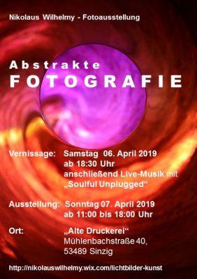 Fotoausstellung Nikolaus Wilhelmy @ Alte Druckerei | Sinzig | Rheinland-Pfalz | Deutschland