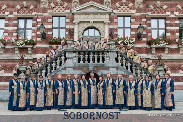 Gottesdienst mit dem Slawisch-Byzantinischen Chor Sobórnost