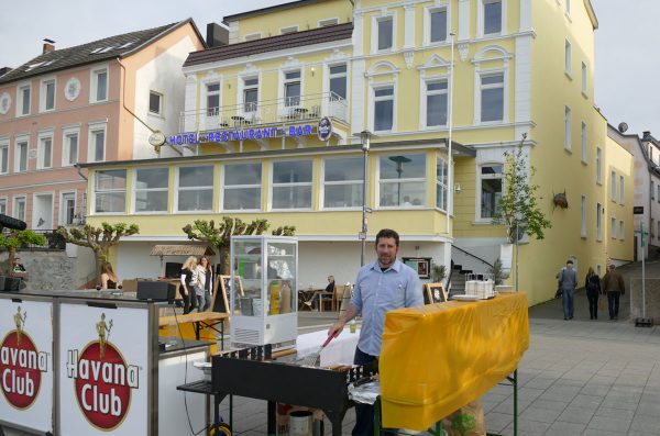 DJ - Legende C.Schmitz @ Rheinhotel Anker | Remagen | Rheinland-Pfalz | Deutschland