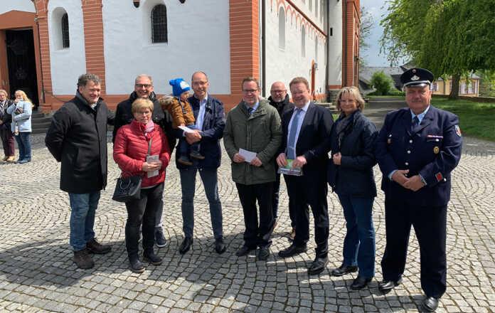 CDU Sinzig: Preise aus Gewinnspiel überreicht