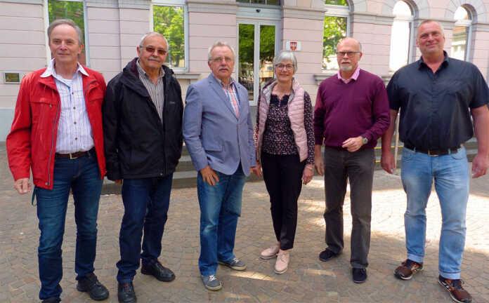 Sechs FBL-Mitglieder kandidieren für die Kreis-FWG