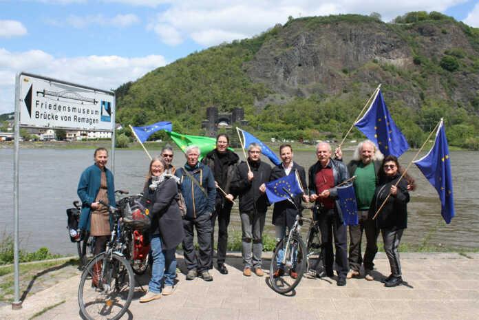 Die neue Brücke von Remagen - Ein europäisches Projekt