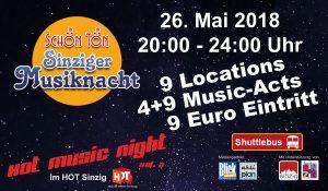 Sinziger Musiknacht 2019 - der Film