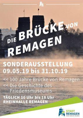Sonderausstellung Brücke von Remagen in der Rheinhalle @ Rheinhalle Remagen | Remagen | Rheinland-Pfalz | Deutschland