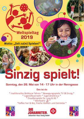 Weltspieletag in der Renngasse @ Renngasse Sinzig | Sinzig | Rheinland-Pfalz | Deutschland
