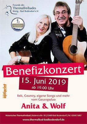 Anita und Wolf @ Thermalbad Bad Bodendorf | Sinzig | Rheinland-Pfalz | Deutschland