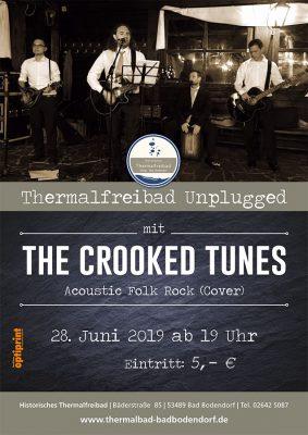 The Crooked Tunes @ Thermalbad Bad Bodendorf | Sinzig | Rheinland-Pfalz | Deutschland