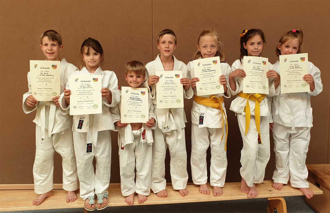 Breisiger Judokas erfolgreich in Remagen