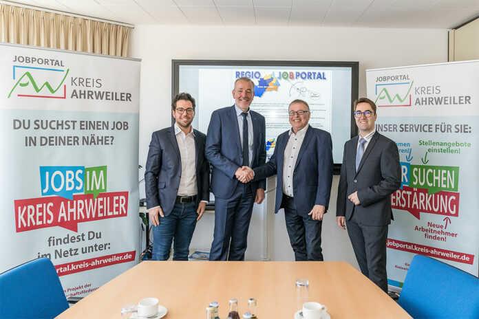 Jobportal: Kreis und Agentur für Arbeit Koblenz-Mayen kooperieren