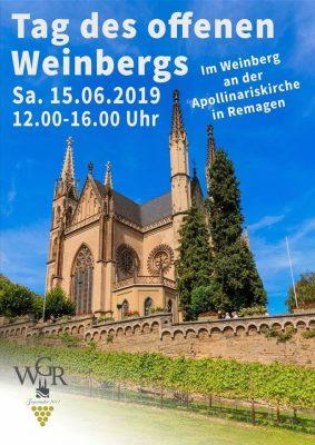 Tag des offenen Weinbergs Remagen @ Apollinariskirche | Remagen | Rheinland-Pfalz | Deutschland