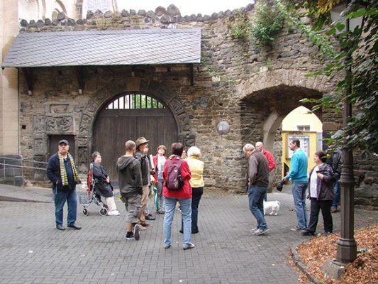 Altstadtführung am 16. Juni einmal ganz anders @ Maisons-Laffitte-Platz | Remagen | Rheinland-Pfalz | Deutschland