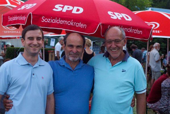 Sommer + Sonne = Sommerfest der SPD Oberwinter @ Uhrmachers Garten | Remagen | Rheinland-Pfalz | Deutschland
