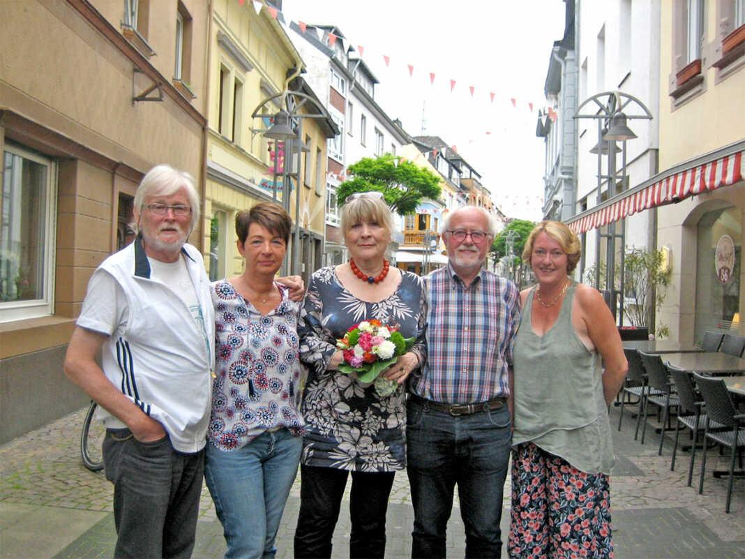 Remagener SPD-Ratsfraktion konstituiert