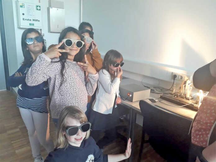 Technikmonat Mai für Mädchen war ein voller Erfolg