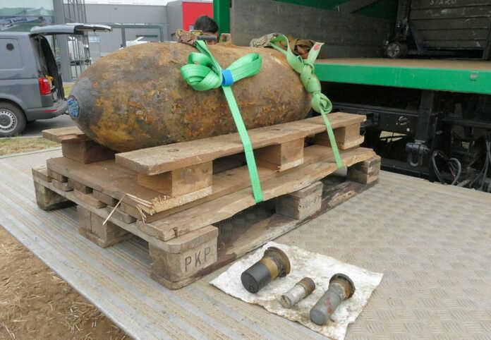 Bombenfund in Remagen - der Film