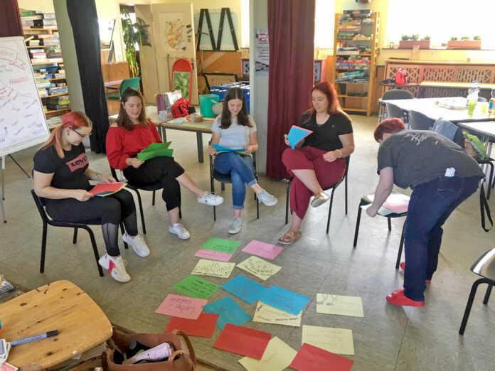 10 motivierte Gruppenleiter im HoT ausgebildet