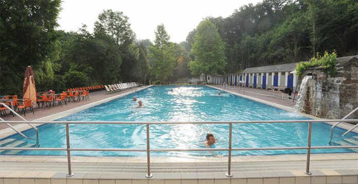 Badebetrieb im Thermalbad Bad Bodendorf läuft wieder
