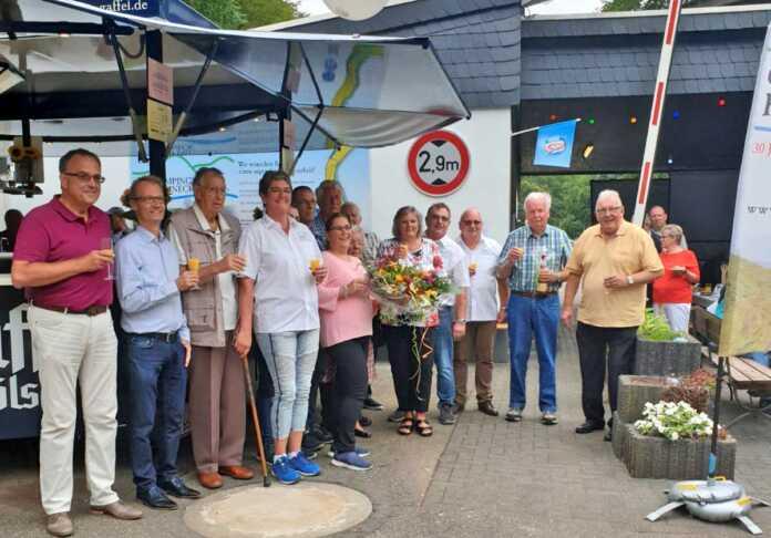 Jubiläum 50 Jahre Camping Rheineck