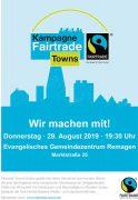 Wir machen mit! Remagen wird Fairtrade-Town